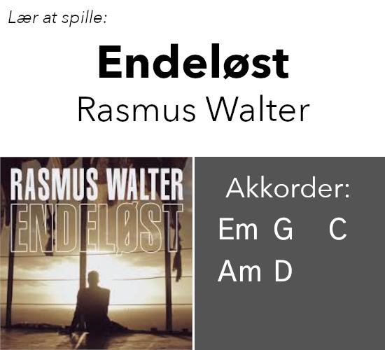 Rasmus Walter – Endeløst