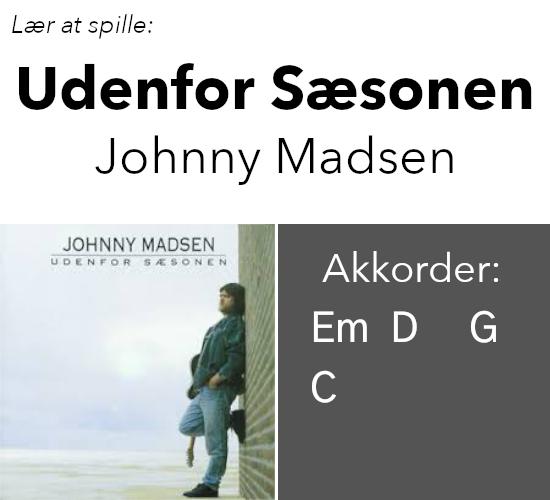 Johnny Madsen: Udenfor Sæsonen