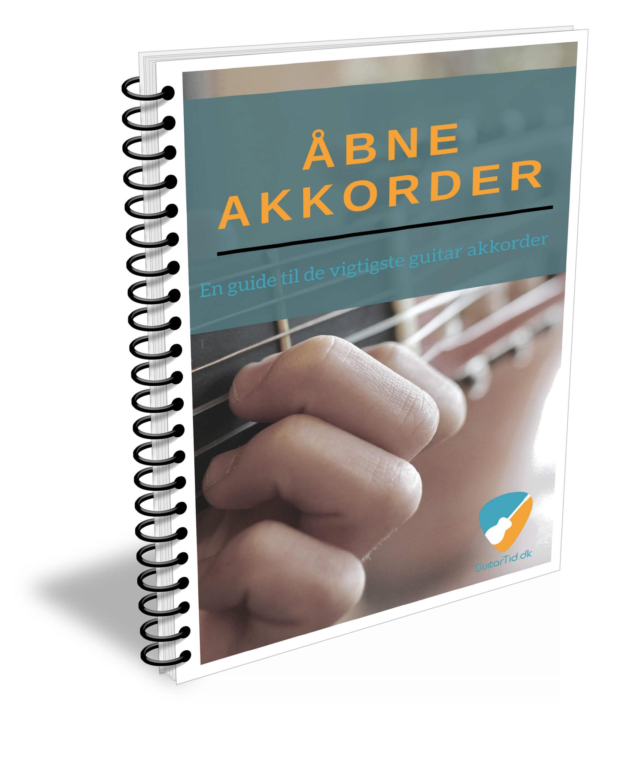billede af e-bogen Åbne Akkorder