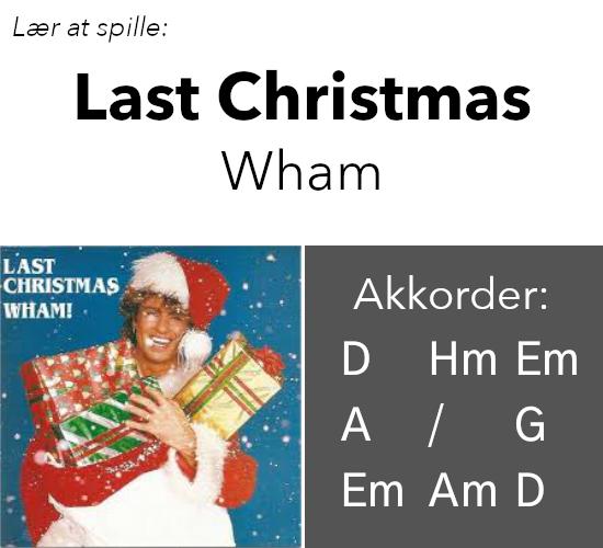 Wham – Last Christmas