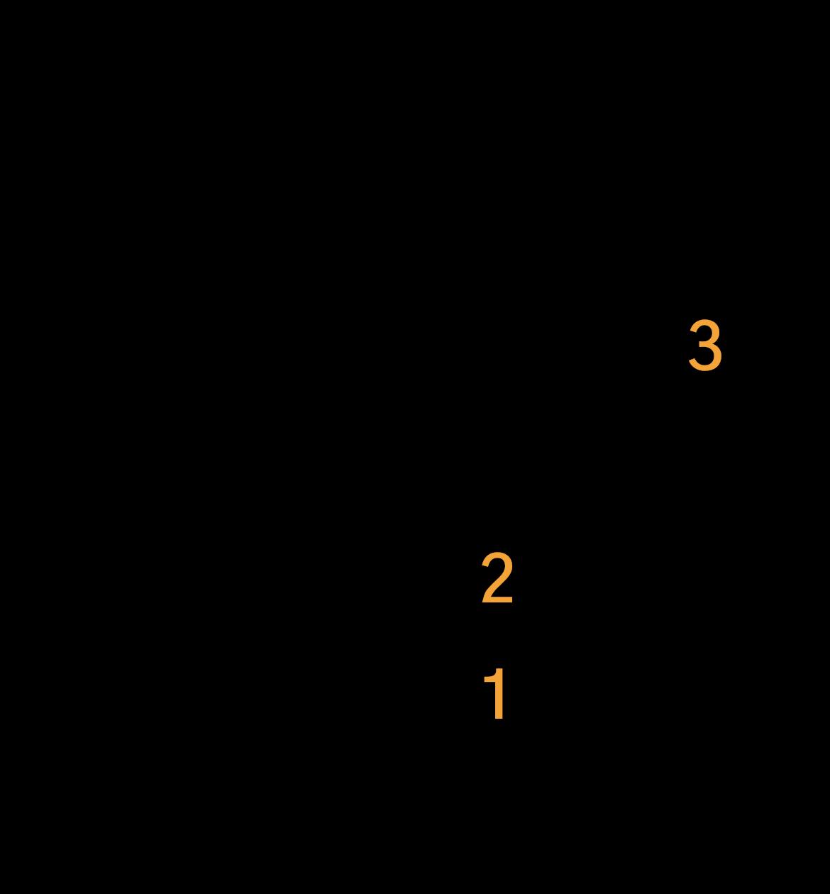 Em7 guitar akkord grafik